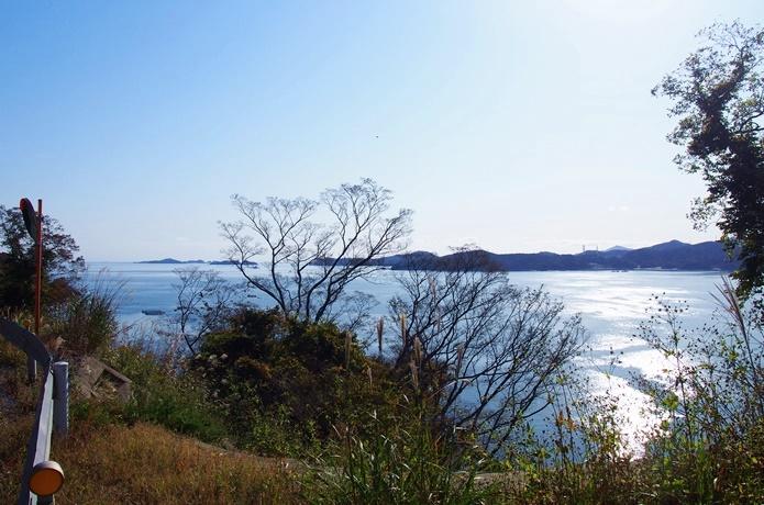 崎山展望公園 海