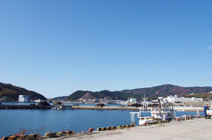 女川 石浜