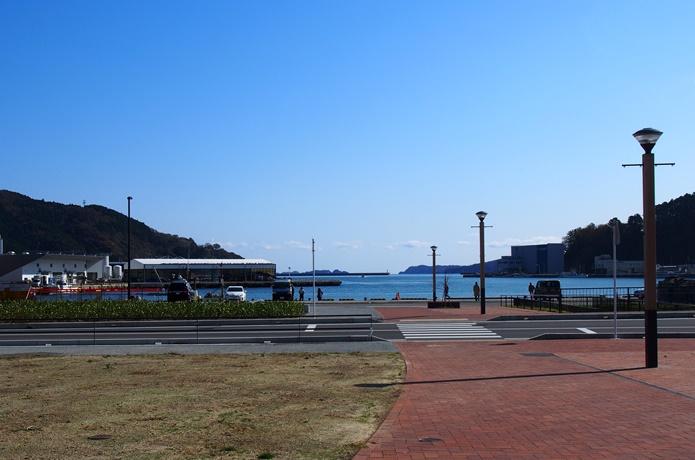 女川 海が見える公園